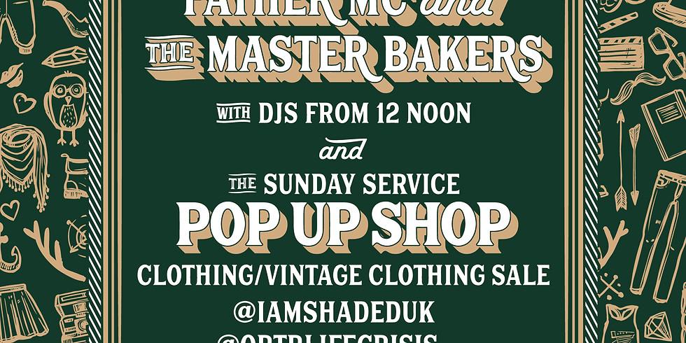 Father Mcs Sunday Service | Vintage Fare & Live Music