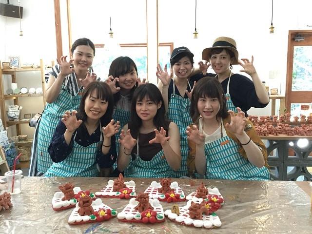 7匹のかわいいシーサー,20180714,