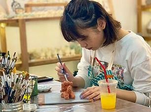 #atelier43 #体験 #沖縄旅行 #女子旅 #女子力アップ #シーサー作