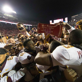The wait is over: Gophers trounce Badgers, bring the Axe back to Dinkytown