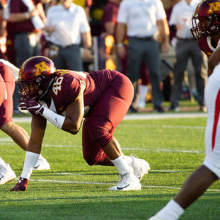 Staying in the House - Former Gophers DE Winston DeLattiboudere - Episode 4
