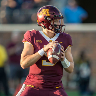 Gophers' QB Zack Annexstad enters part three of his underdog story