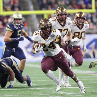 """Motown"": Mohamed Ibrahim runs wild for Gophers in bowl game win"