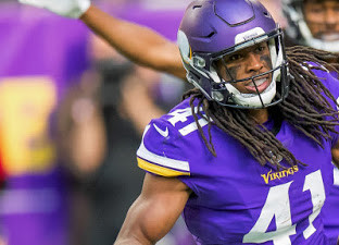 Vikings safety Anthony Harris' offseason goals started in the weight room