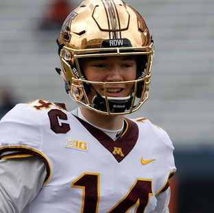 Former Gopher Casey O'Brien Vows to Keep Changing Lives