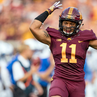 Like Father, Like Son: Gophers' DB Antoine Winfield Jr. is chasing his dream