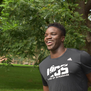 Gophers Pass Rusher Boye Mafe is Guided by his Nigerian Roots