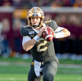 From Kentucky to Minnesota: Gophers QB Tanner Morgan's first love was football