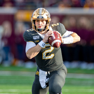 From Kentucky to Minnesota: Gophers' QB Tanner Morgan's first love was football