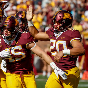 Gophers' pass rusher Carter Coughlin is becoming a position technician