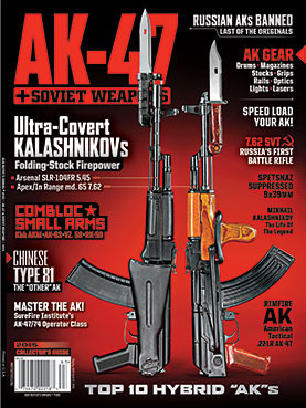 TOKAREV SVT-40 Article