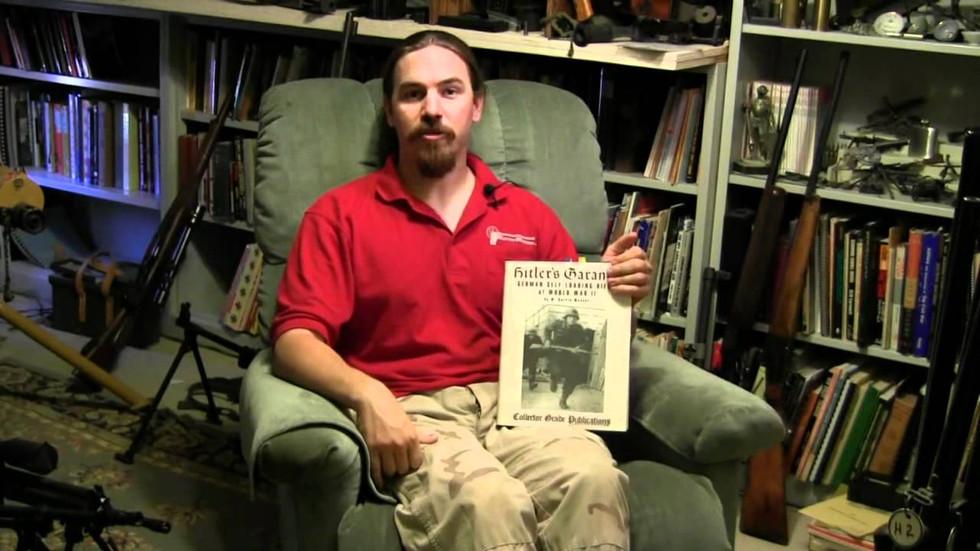 Hitler's Garands Book Review
