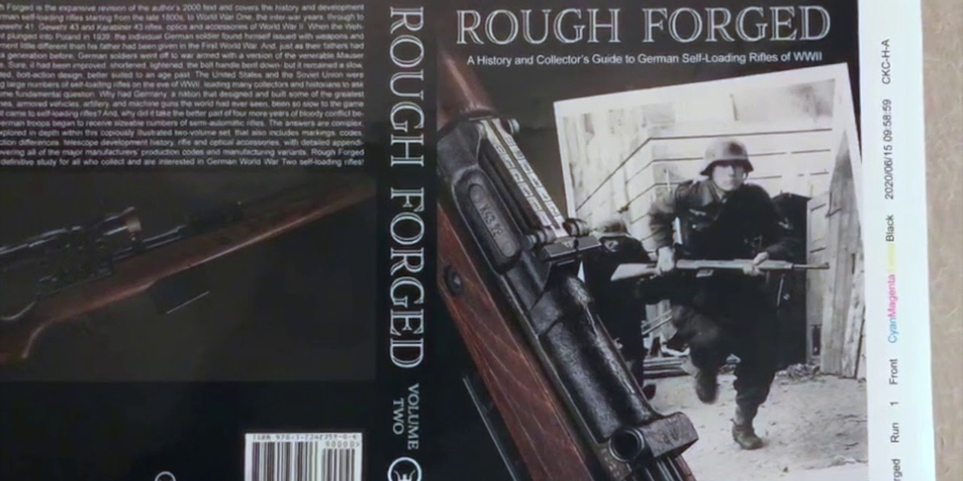 Rough Forged: Cover Reveal