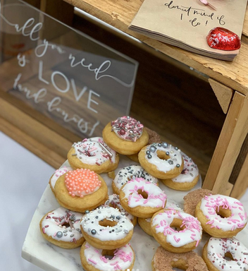 Wicked Donuts Wedding
