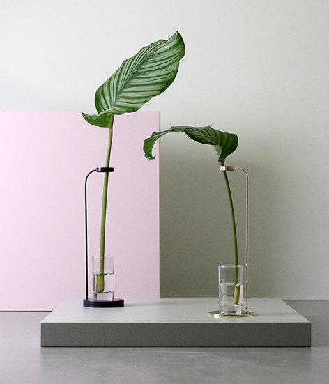 MENU Stem Vase Brass / Bronzed Brass