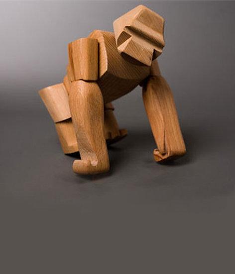 Hanno Gorilla by David Weeks Studio