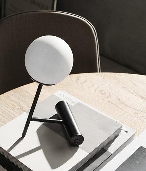 Phare LED Lamp Black / Light Grey