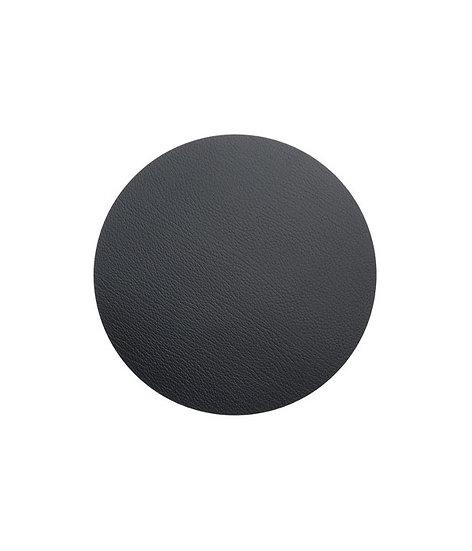 Leather Floormat Circle