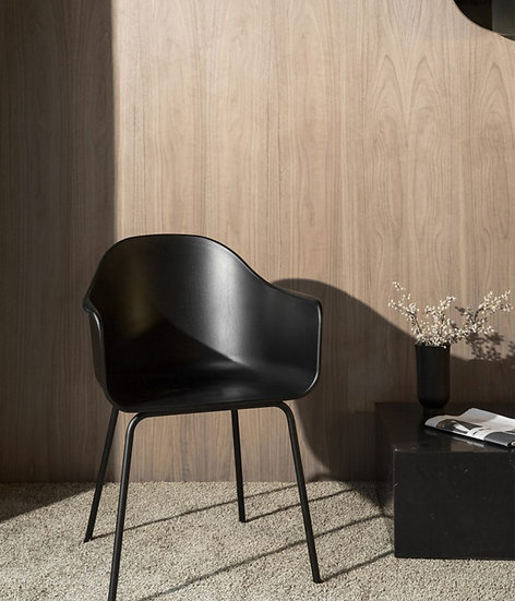 MENU Harbour Chair Black / Black Base