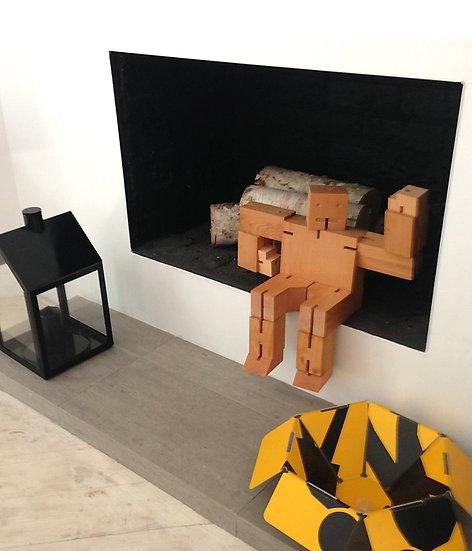 Cubebot Extra Large by David Weeks Studio