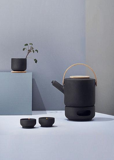 Stelton Theo Teapot / Warmer 1.25l