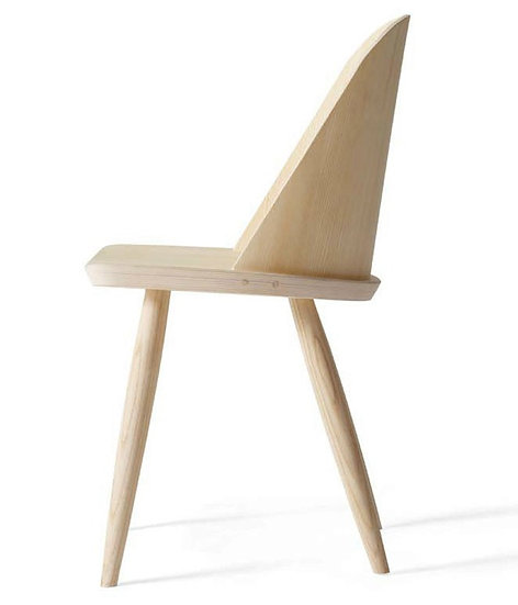 MENU Synnes Dining Chair Oak / Ash