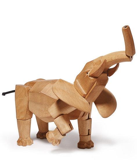 Hattie the Elephant by David Weeks Studio