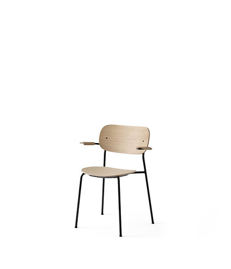 MENU Co Chair with Arms (Set of 2)