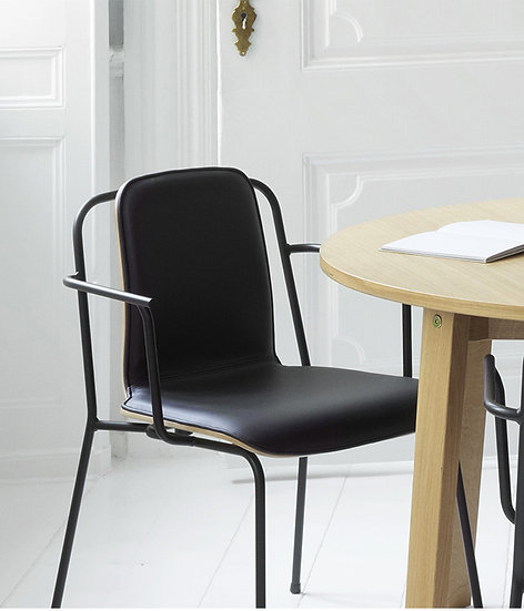 Studio Dining Chair - Leather