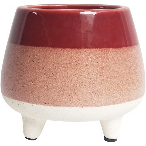 Two Toned Planter with Legs