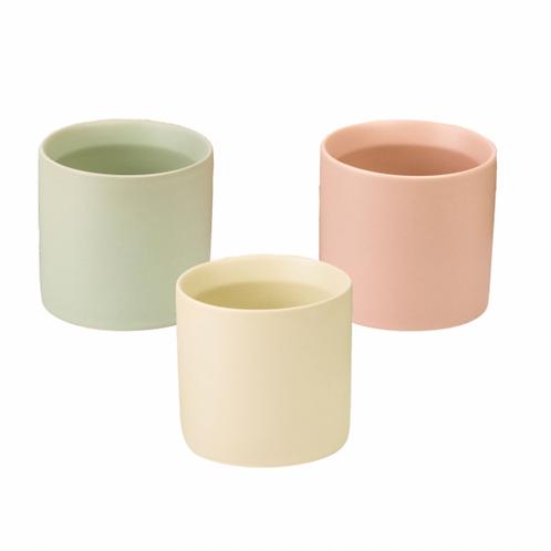 Ceramic Pot Thin Rim