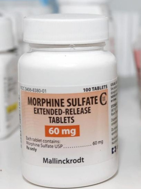 Morphine Sulphate