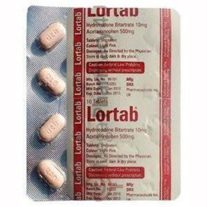 Lortab 10/500