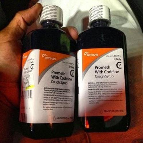 Actavis Promethazine with codeine purple Cough Syrup 16oz & 32oz