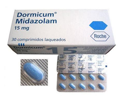 DORMICUM (Midazolam) 15mg