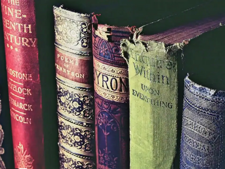 Repton Literary Festival | Episode 1