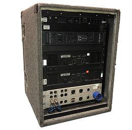 8K Amp Rack
