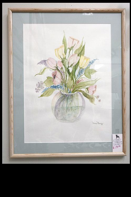 Original Watercolor- Diane Ramseur $199.00