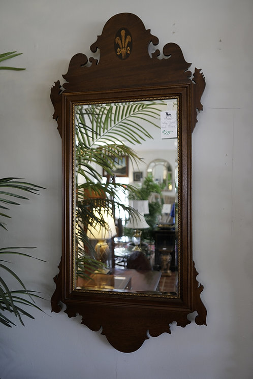 Vintage Solid Wood Mirror $299.00