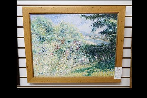Original Oil Painting- Impressionism $299.00