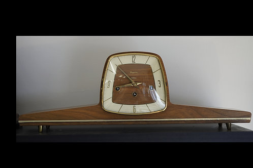 Art Deco Westminster Chiming Mantel Clock $499.00