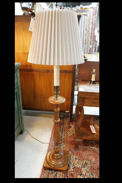 Oak Floor Lamp $89.00
