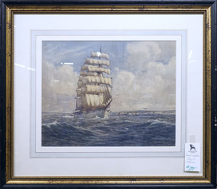 Samuel Warburton Original Watercolor $399.00