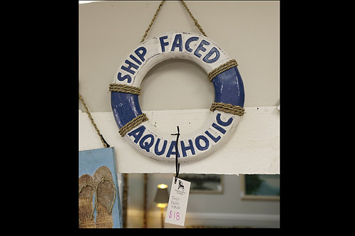 Ship Faced Ring $18.00