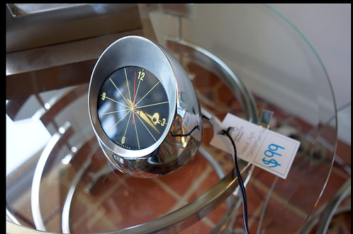 Space Age Jefferson Clock $99.00