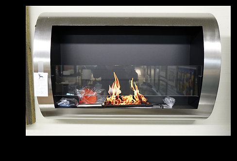 Indoor Wall-Mantel Fireplace $426.00