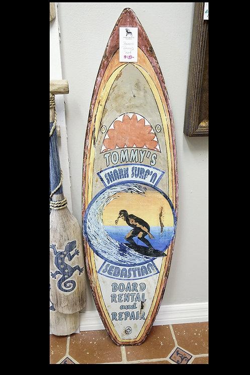 Sharkies Tommy's Surfboard $139.00