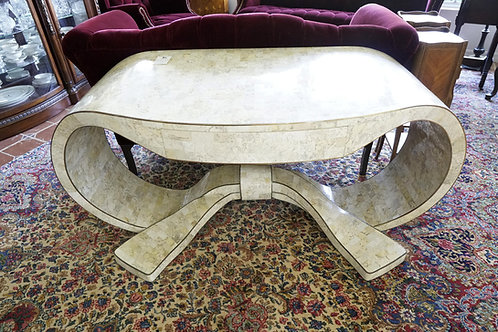Maitland-Smith Tessellated Stone Knot Console $3500.00