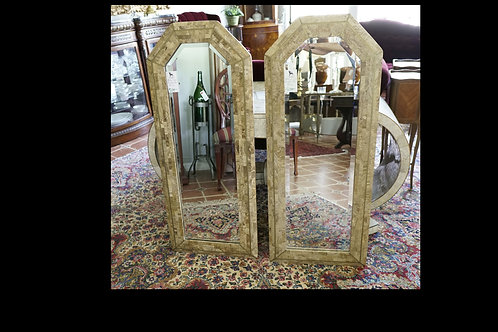 Maitland-Smith Tessellated Stone Mirror $299 each