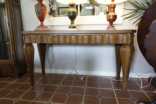 Wood Modern Sofa Table $449.00